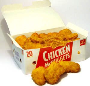 chi chicken nuggets